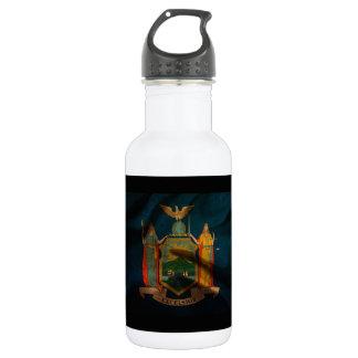 New York Flag Silk 532 Ml Water Bottle