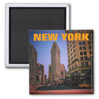 New York (Flatiron) Magnet