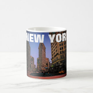 New York (Flatiron) Mug