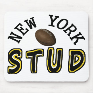 New York Football Stud Mouse Pad
