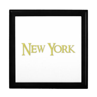 New York Trinket Box