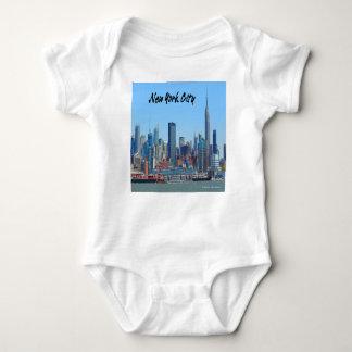 New York Gifts Baby Bodysuit