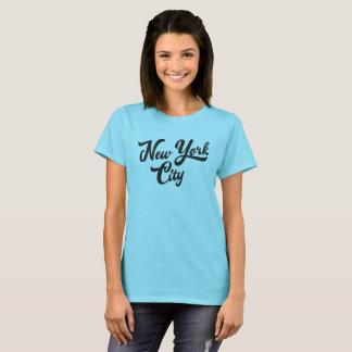 New York Handwritting T-Shirt