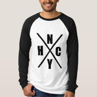 New York Hardcore Raglan T-Shirt