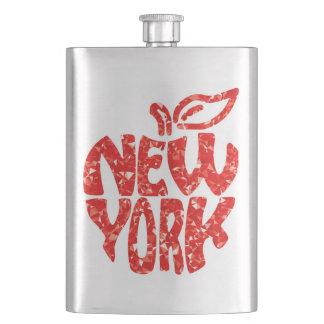 NEW YORK HIP FLASK
