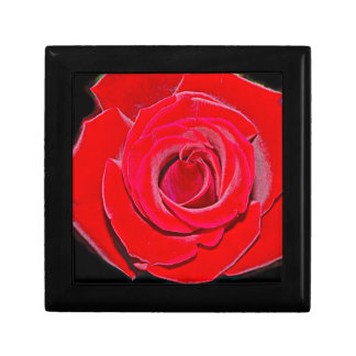 New York I Love New York (Rose) Small Square Gift Box