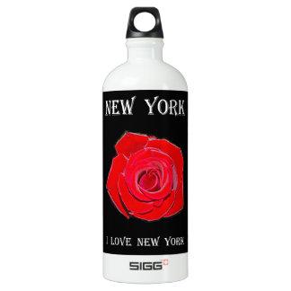New York I Love New York (Rose) Water Bottle