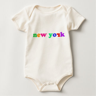 New York Infant Shirt