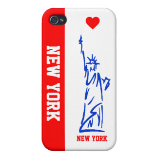New York iPhone 4/4S Covers