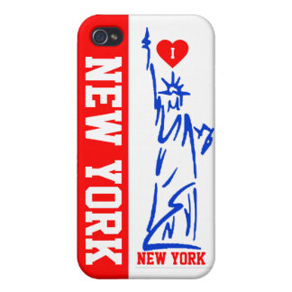 New York iPhone 4 Cover