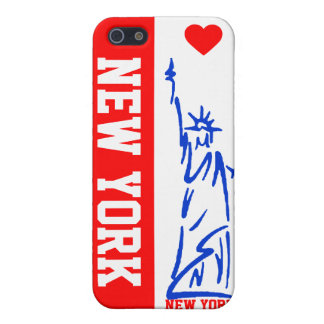 New York iPhone 5/5S Cover