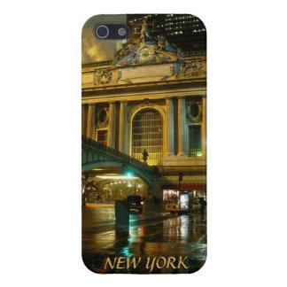 New York iPhone 5 Case Grand Central Souvenir