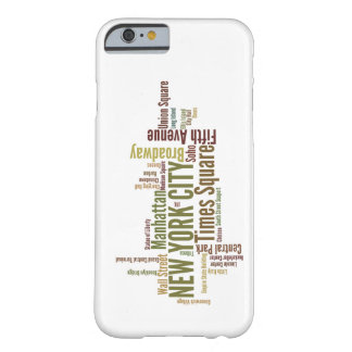 New York iPhone 6 case