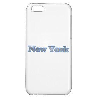 New York Case For iPhone 5C