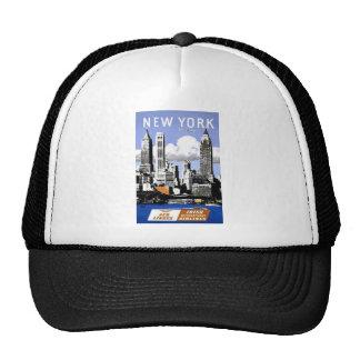New York Irish International Airlines Hat