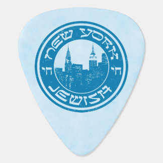New York Jewish American Plektrum Plectrum