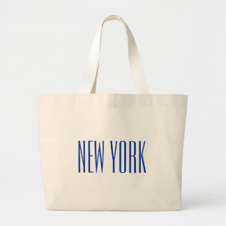 New York Jumbo Tote Jumbo Tote Bag