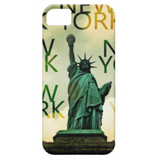 New York Lady Liberty iPhone 5 Cover