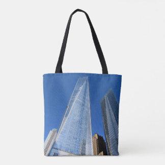 New York Landscape Tote Bag