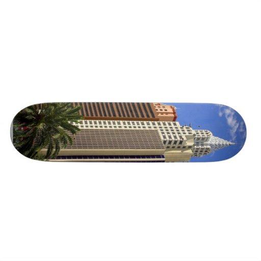 New York Las Vegas Custom Skate Board