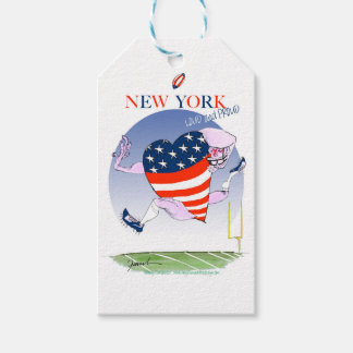 new york loud and proud, tony fernandes gift tags