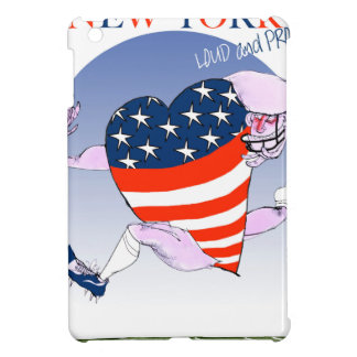 New York Loud and Proud, tony fernandes iPad Mini Cover