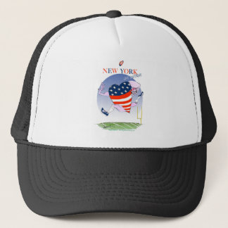 New York Loud and Proud, tony fernandes Trucker Hat