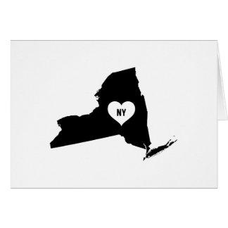 New York Love Card