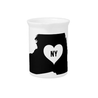 New York Love Pitcher