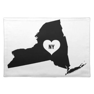 New York Love Placemat