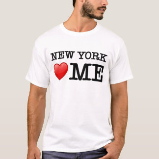 New York Loves Me, I love T-Shirt