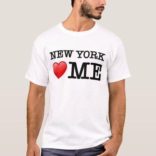 New York Loves Me I Love T Shirt