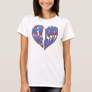 New York Loves Obama NY Obama 2012 T-Shirt