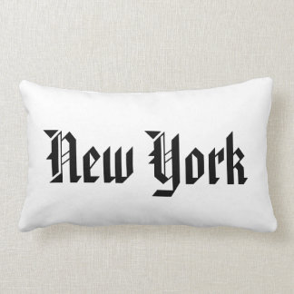 New York Lumbar Cushion