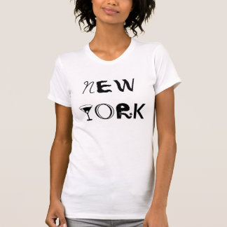 New York Martini Tee