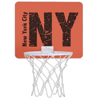 New York Mini Basketball Goal Mini Basketball Hoop