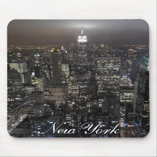 New York Mousepad Cityscape New York City Gifts