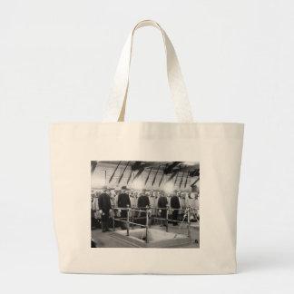 New York Naval Reserves, 1901 Jumbo Tote Bag