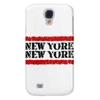 New York - New York Big City Design Galaxy S4 Case