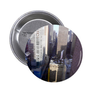 New York New York Buttons