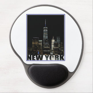 New York New York Gel Mouse Pad