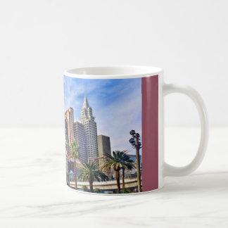 New York, New York In Las Vegas Coffee Mug