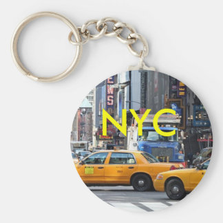 New York, New York Key Ring