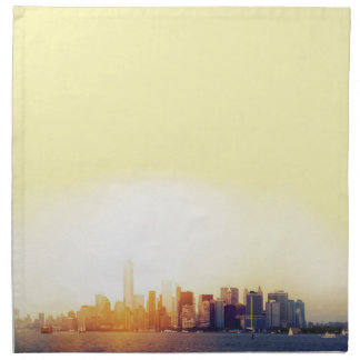 New York New York Napkin