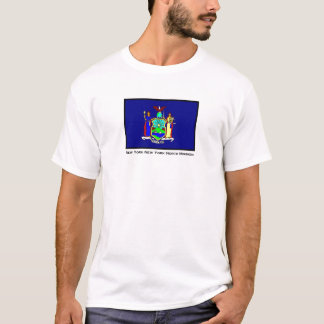 New York New York North LDS Mission T-Shirt