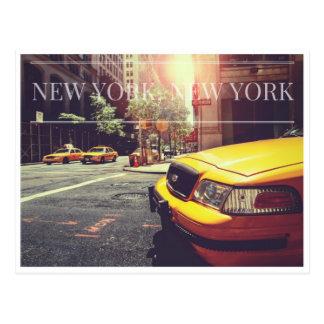 New York, New York Postcard