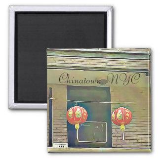 New York,, New York Souvenir Magnet