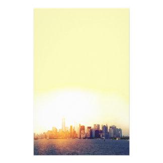 New York New York Stationery
