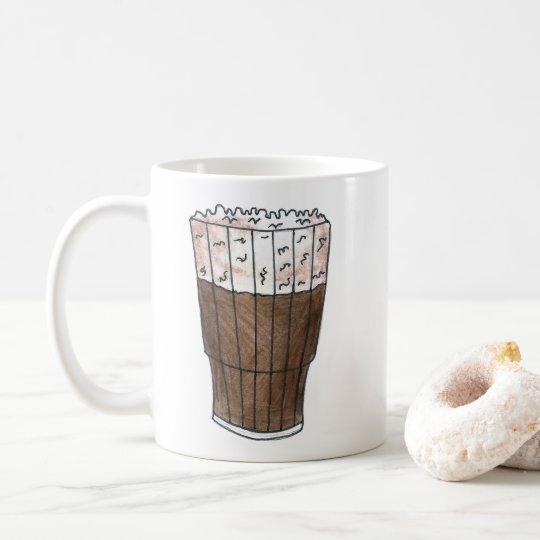 New York NYC Classic Egg Cream Soda Fountain Coffee Mug