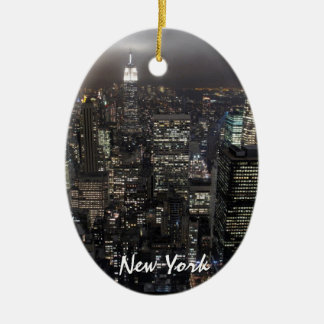 New York Ornament Personalized New York Souvenir